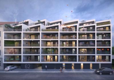 Leberstraße | Residential