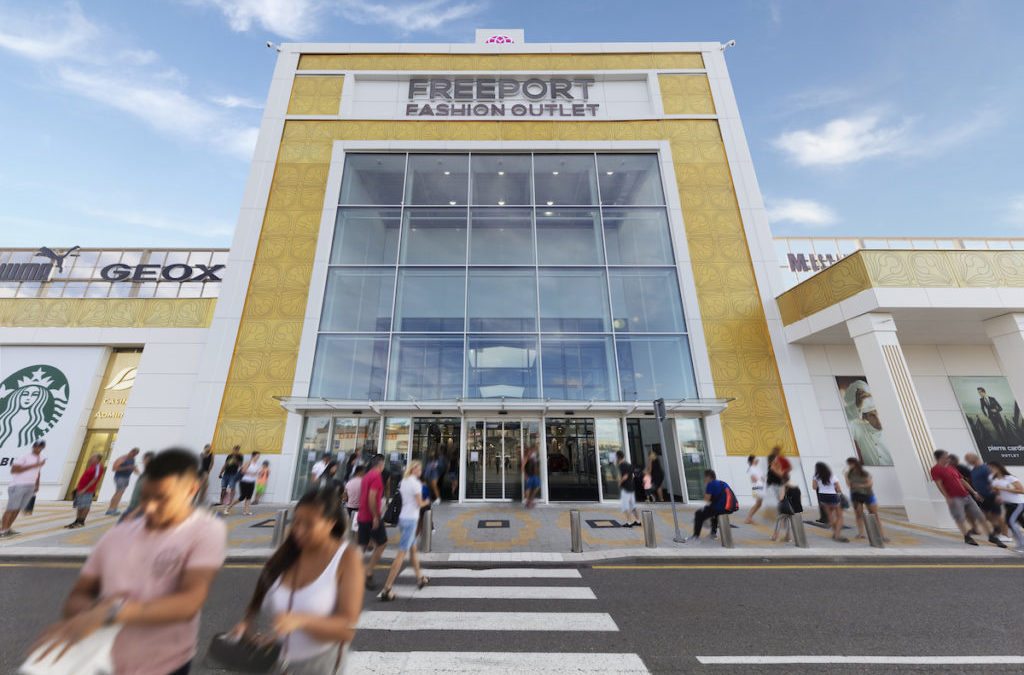 Freeport Fashion Outlet | Retail